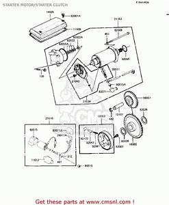 kz550 wiring diagram ke175 wiring diagram elsavadorla With diagram of suzuki motorcycle parts 1983 gs1100s starter clutch diagram