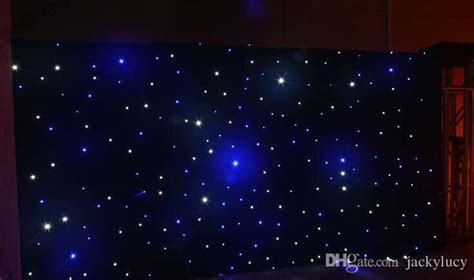 20 Square Meters Fantasy Star Blue White Color Led Curtain Wedding Stage Backdrop Cloth With Dmx Faux Silk Curtain Panels Bedroom Duvet Covers And Curtains Yellow Grey Shower Canada Hanging Screen Door Gray Beach Themed Bathroom Window Blinds Supplier Philippines The Torn Cast