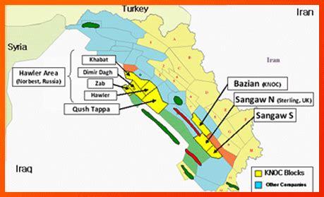 Korean Firm Hits Oil in Northern Iraq   Iraq Business News