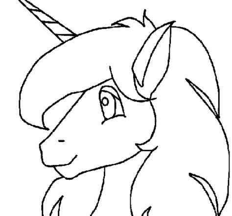 sta e colora unicorno disegno di piccolo unicorno da colorare acolore