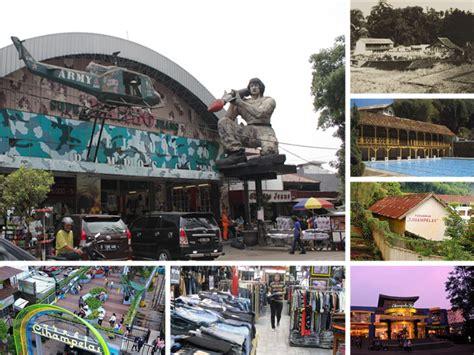 lebih dekat mengenal kawasan wisata  belanja jalan
