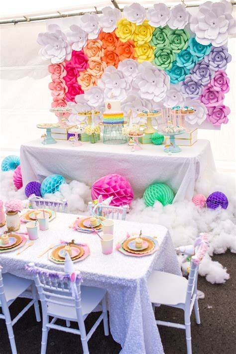 magical unicorn birthday party birthday party kara 39 s party ideas magical unicorn birthday party kara 39 s