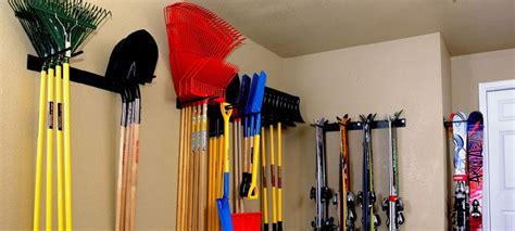 Wall Mounted Ski, Snowboard, Utility