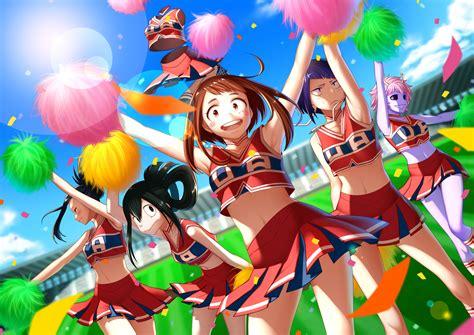 Wallpaper Illustration Anime Boku No Hero Academia