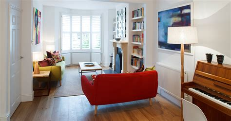 House Interior Design Uk by Traditional Terraced House Interior Design More