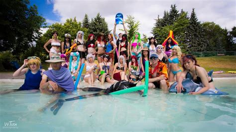 2014 League Of Legends Pool Party Youtube
