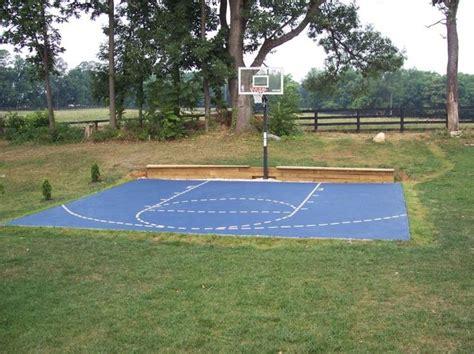 garden basketball court 87 best images about home basketball court on pinterest superior court traditional landscape