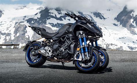 Review Yamaha Niken by 2019 Yamaha Niken Ride Review