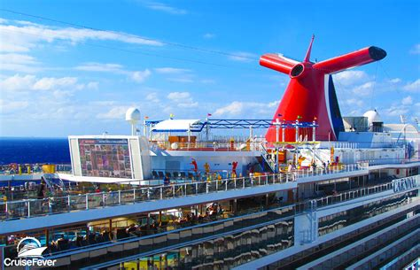 5 carnival cruise ships you need to sail on