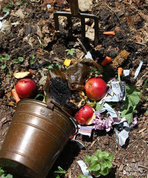 compost soil garden pretty magnificent handy bloglovin pile