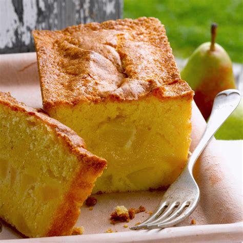 marmiton fr recettes cuisine cake moelleux aux poires facile et pas cher recette sur