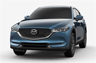 2017 Eternal Blue Mica Mazda CX-5