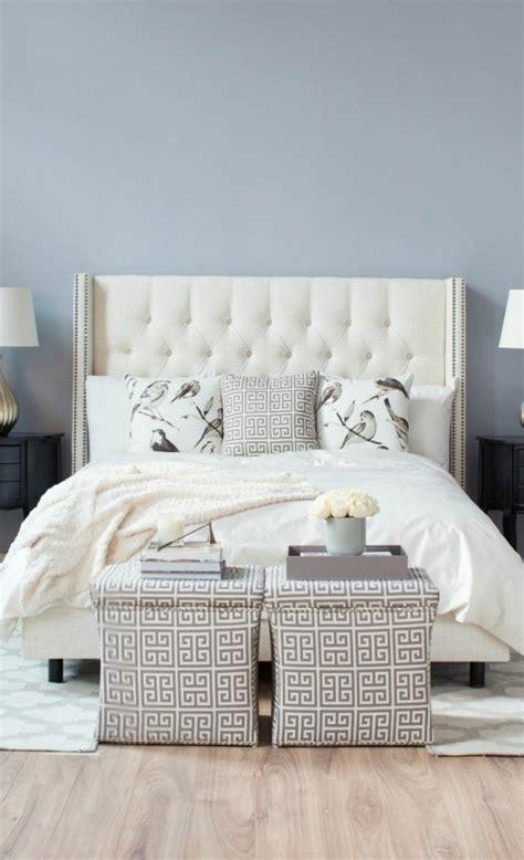 dans la chambre les meilleures variantes de lit capitonné dans 43 images