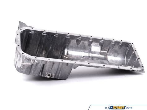 genuine bmw oil pan  ee
