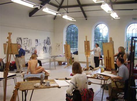 abbotsbury studio painting  drawing art classes