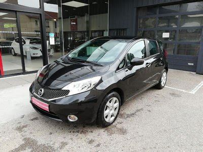 nissan note en occasion achat occasions nissan note