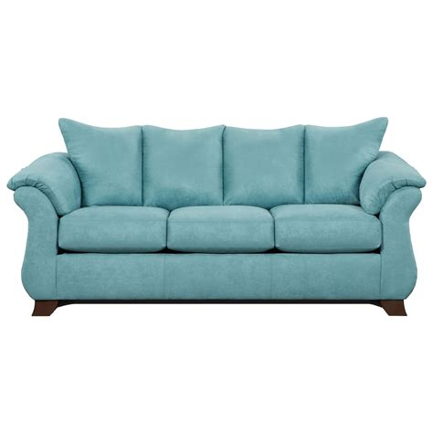 Size Sofa Sleeper by Affordable Furniture 6700 Three Seat Size Sleeper