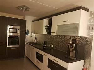 Küche 180 Cm : k chenzeile 330x320 cm set mit insel fape k chen ~ Watch28wear.com Haus und Dekorationen