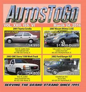 Autos To Go Magazine By Autos To Go