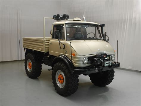 Unimog Cer For Sale by Unimog 1974 Cartype