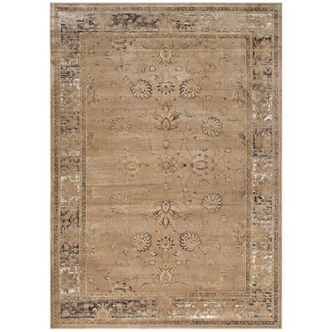 Safavieh Vintage by Safavieh Vintage Taupe Traditional Rug 8 X 11 2 Quot Area