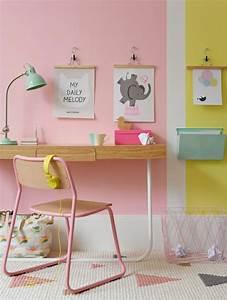 adopter la couleur pastel pour la maison With couleur mur chambre enfant