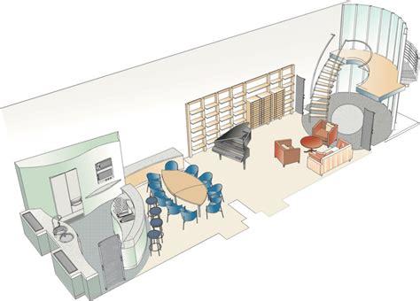 Innenarchitektonische Umgestaltung Stadtvilla Archimotion