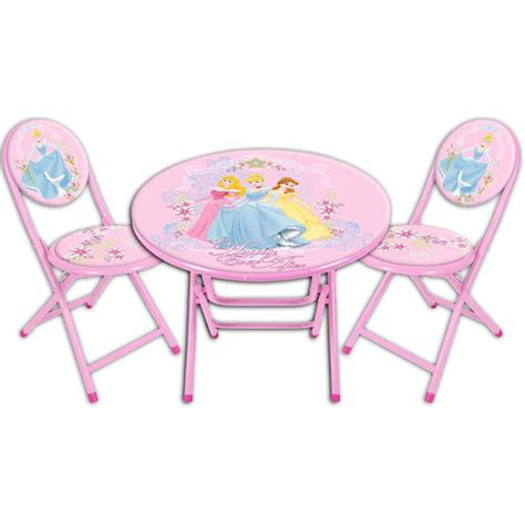 princess table and chair set disney princess round table and chair set kids 39 rooms