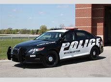 Ford's Taurusbased Police Interceptor getting more power