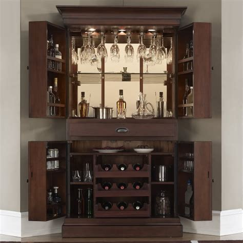 wine and bar cabinet francesca wine bar cabinet