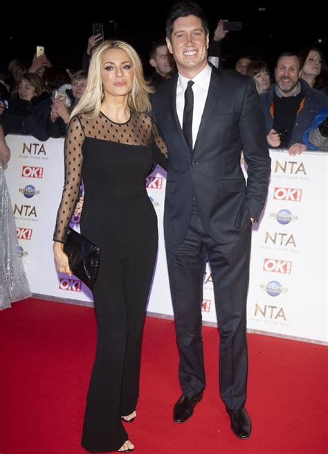 Tess Daly: Strictly host worries about how husband Vernon ...