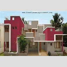 Home Exterior Wall Paint Color Scheme And Color Combinatio