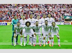 Real Madrid Wallpaper 2015 16 WallpaperSafari