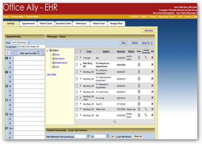 Office Ally office ally ehr web based software a simple and easy