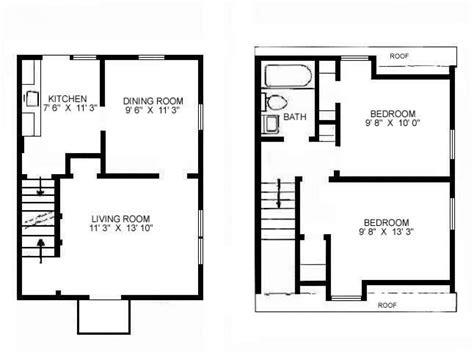 narrow duplex house plans small duplex floor plans small