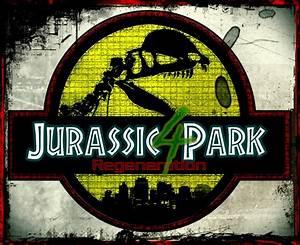 Jurassic Park 4 Regeneration - City Logo by Superberserker ...
