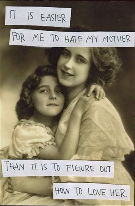 love hate mother daughter quotes