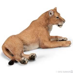 scleich lioness africa zoo animals pet toys