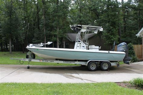 Skeeter Boat Center by Skeeter Zx22v Bay Boat For Sale The Hull Boating