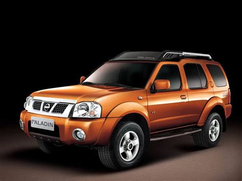 nissan paladinpicture  reviews news specs buy car