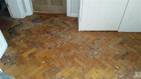 reclaimed parquet fitting service  london step