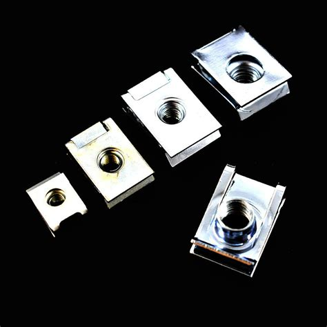 spire clips chimney nuts speed clips  nuts cal lug carbon spring steel ebay