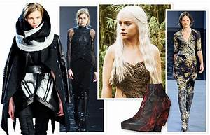 Game Of Thrones Inspired Fashion Helmut Lang39s Fall