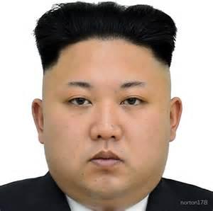 Kim Jong Un Face