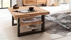 Couchtisch Schwarz Metall : couchtisch leife beistelltisch u form buche massiv metall schwarz ~ Eleganceandgraceweddings.com Haus und Dekorationen