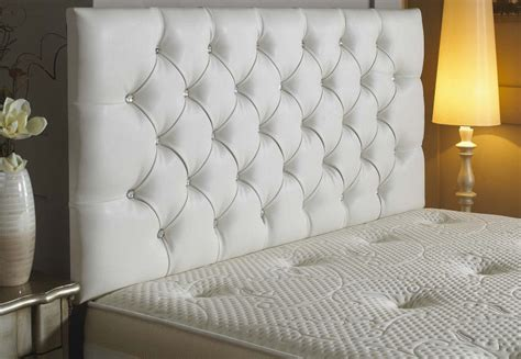 designer diamond tufted headboards crystal buttons in
