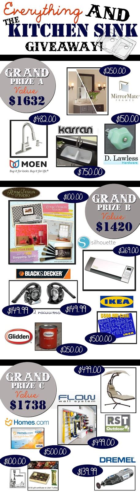 moen lindley kitchen faucet everything and the kitchen sink giveaway the inspired room