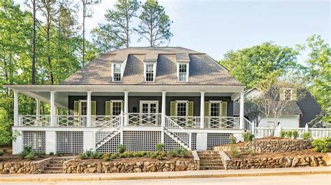 southern living house plans images  pinterest