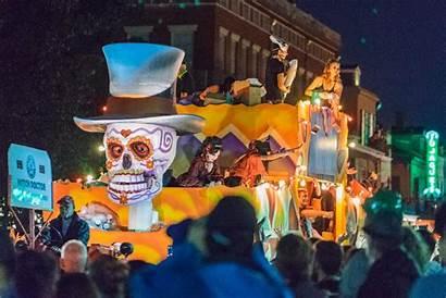 Boo Krewe Halloween Orleans Parade October Festival