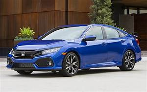2017 Honda Civic Si Sedan  Us